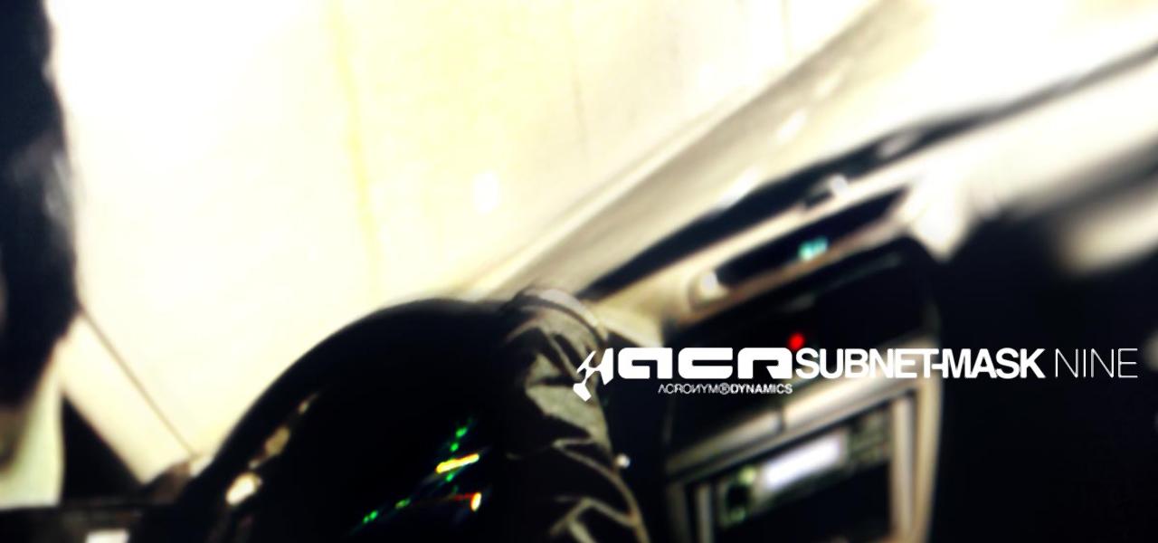 Acronym Subnet-Mask 2005 03